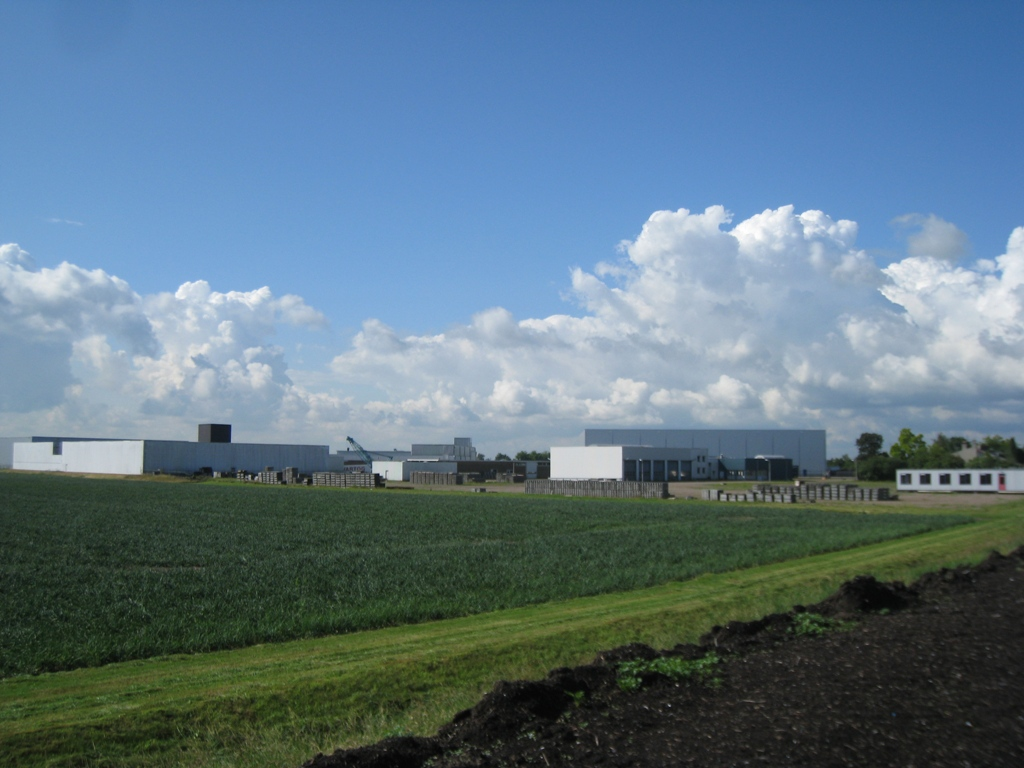 Te huur Logistiek Vastgoed – Schiphol – Nieuwbouw