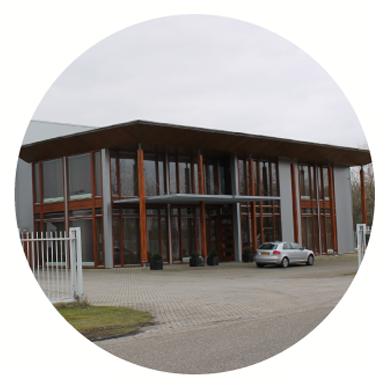 Bedrijfsruimte huren in Oud-Gastel | Dane Bedrijfsvastgoed uit Willemstad
